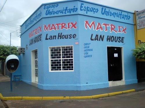 Lan House da Matrix
