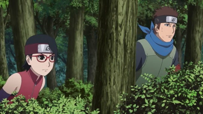 Download Boruto Episode 186 Subtitle Indonesia