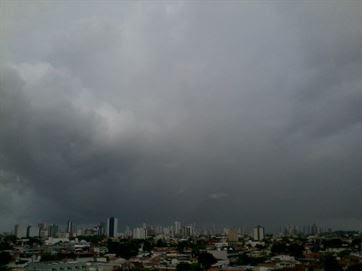 Poderá haver mais chuvas na PB - Foto: Portal Correio