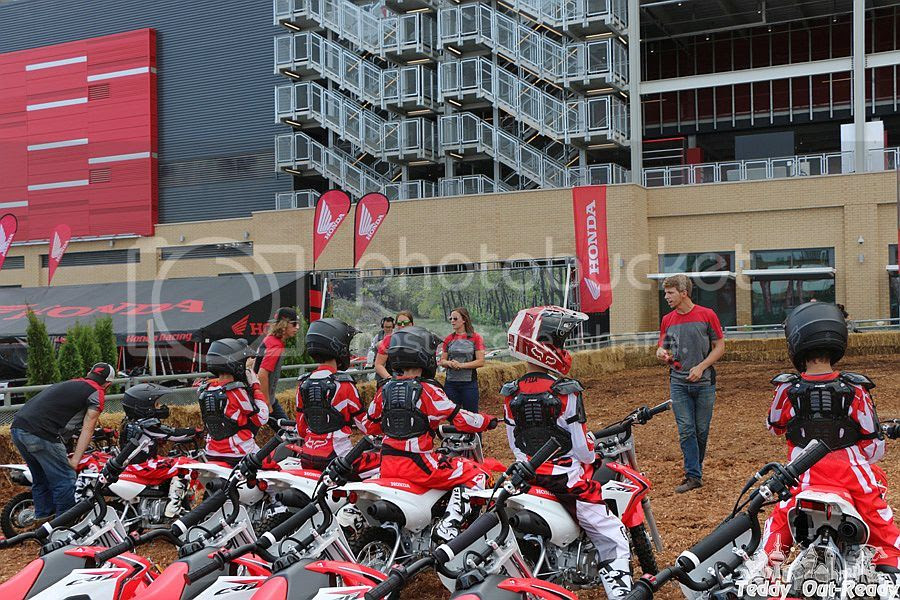Junior Red Riders Instructions