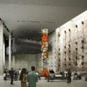 National September 11 Memorial Museum / Davis Brody Bond (7) Sala de Occidente con la columna Última © Davis Brody Bond