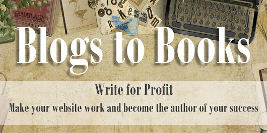 Blogs to Books