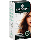 Herbatint Permanent Haircolor Gel, Golden Blonde 7D - 4.56 fl oz