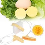 Creative Cyclone Golden Egg Hand Powered Maker Eggs Yolk White Mixer Kitchen Gadgets