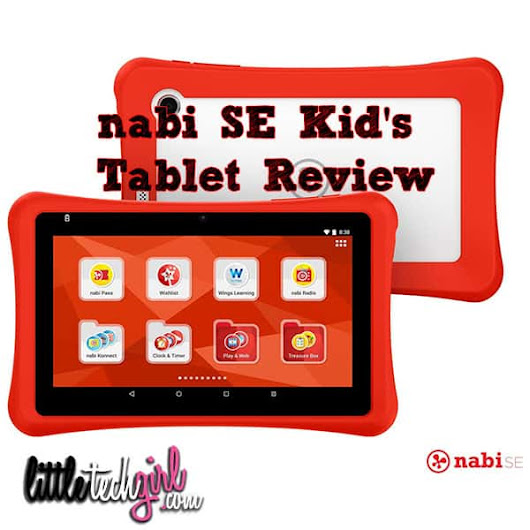 nabi SE Kid's Tablet Review – Great Tablet for Kids of All Ages