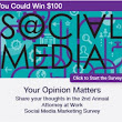 2016 Social Media Survey Sweepstakes Rules - Attorney at Work