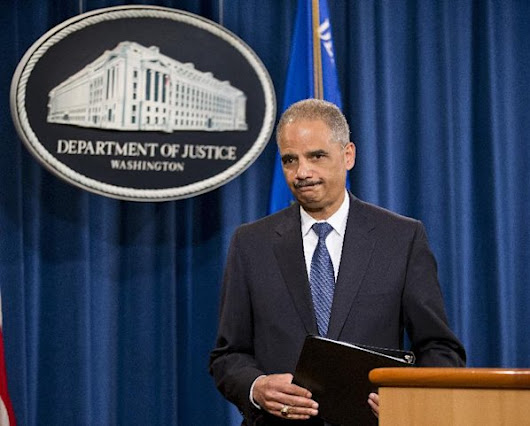 Holder: I share concerns about Zimmerman acquittal