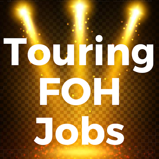 Do you want a touring FOH sound engineer job? You need to hear this.