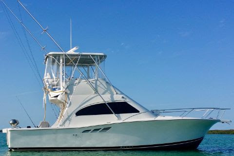 2002 Luhrs 36 Convertible (LOADED!)