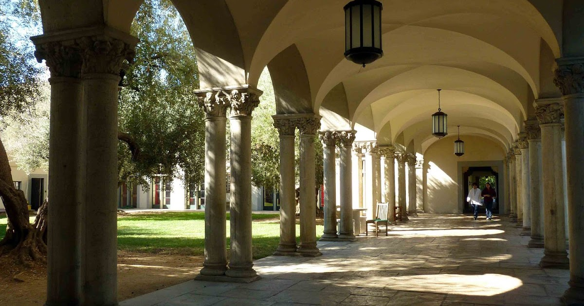 avoiding regret  photo essay  where old meets new at caltech