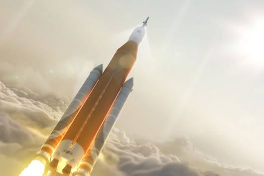 The first flight of NASA's next big rocket will carry a lunar laser, an asteroid scout, and some yeast
