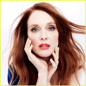 Julianne Moore Announced as Face of Florale by Triumph