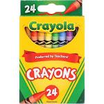 Crayola Crayons, 24 Ct
