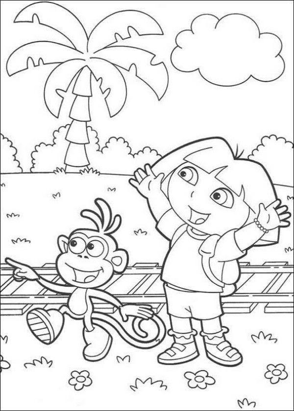 Image Result For Dora The Explorer Map