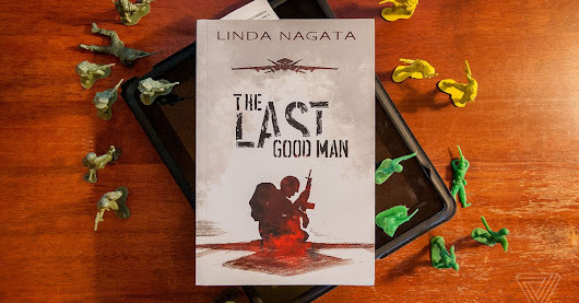 The Last Good Man is a fast-paced sci-fi thriller about our horrifying future of warfare