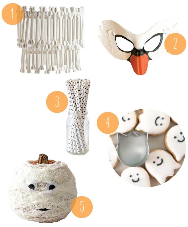 Halloween Whites |
