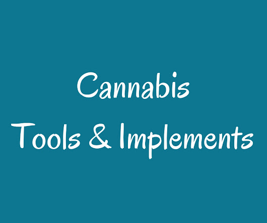 Cannabis Tools & Implements ~ Freebies Deals & Steals