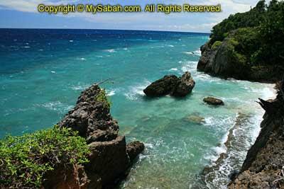 Mantanani Kechil Island