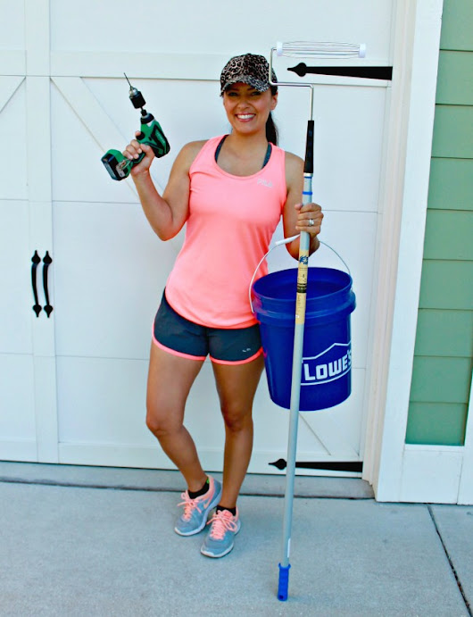 Apply for a Lowe's Fall Makeover - Our Fifth House