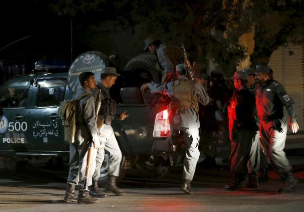 Breaking News :Taliban claim attack on Kabul guesthouse after overnight siege ends