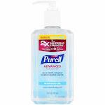 Purell Advanced Hand Sanitizer Gel, Refreshing Gel, 10 fl oz