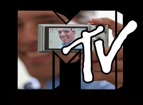 MTV Changes It's Logo