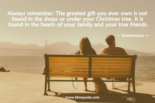 The Best Gifts In Life Are People