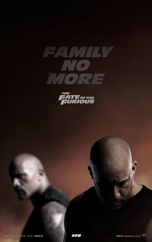 Resultado de imagem para The Fate of The Furious posters