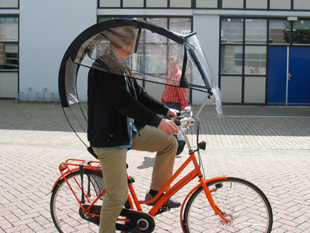 bicycle rain canopy