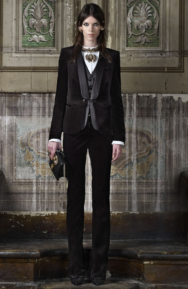9 Roberto Cavalli Pre-collection FW 2013-14
