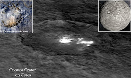 Ernutet Crater And Intriguing Organics On Dwarf Planet Ceres | MessageToEagle.com