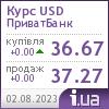 ПриватБанк курс долара