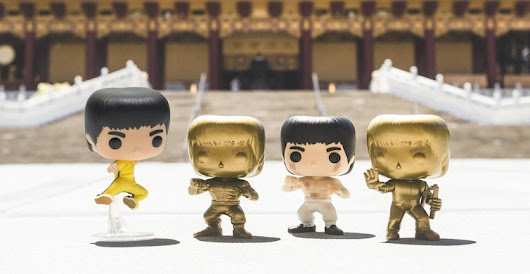 THE BRUCE LEE x FUNKO SWEEPSTAKES