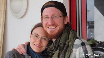 O Γιόνας Σίφμαν και η Βερόνικα Σρίντερ από το Έρενφελντ της Κολωνίας
