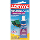 Loctite Vinyl Fabric & Plastic Flexible Adhesive - 1 oz tube