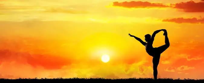 El Contento en el Yoga
