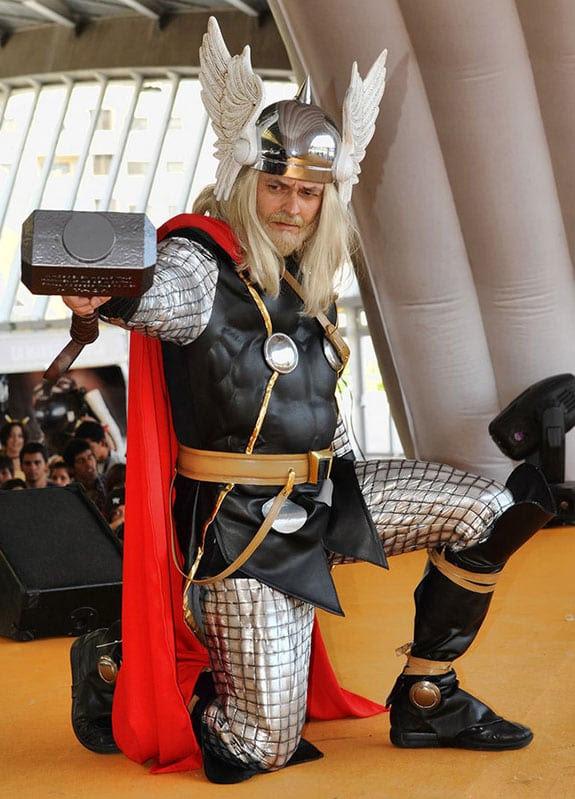 Cosplay: El Dios Thor