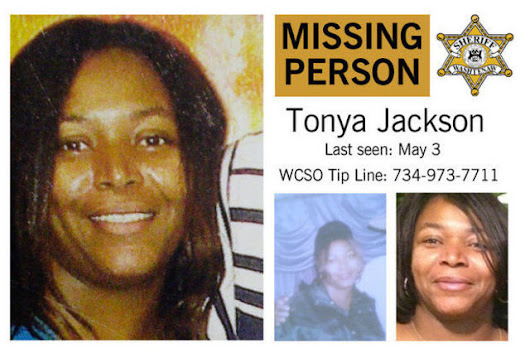 Vanished without a trace: Can you help find Tonya Jackson, missing wife and mother?