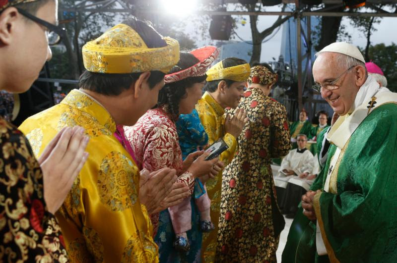 Image result for vietnamese bishops pictures