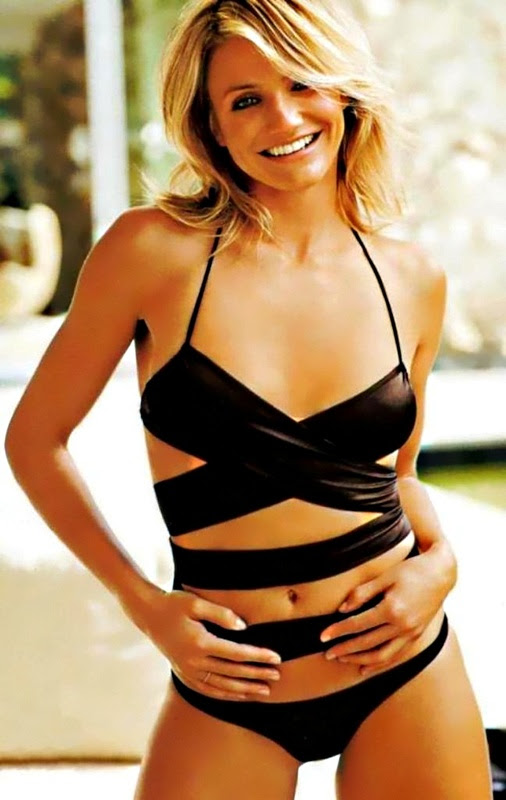 Cameron Diaz All the King's Horses Swimsuit