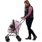 Pet Gear Travel Lite Pet Stroller Navy