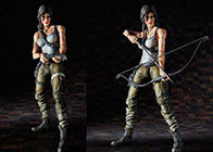 Lara Croft Play Arts Kai figure