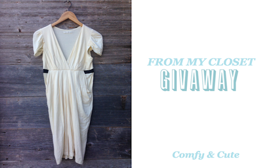 From My Closet Giveaway: Comfy & Cute | The Kind Life