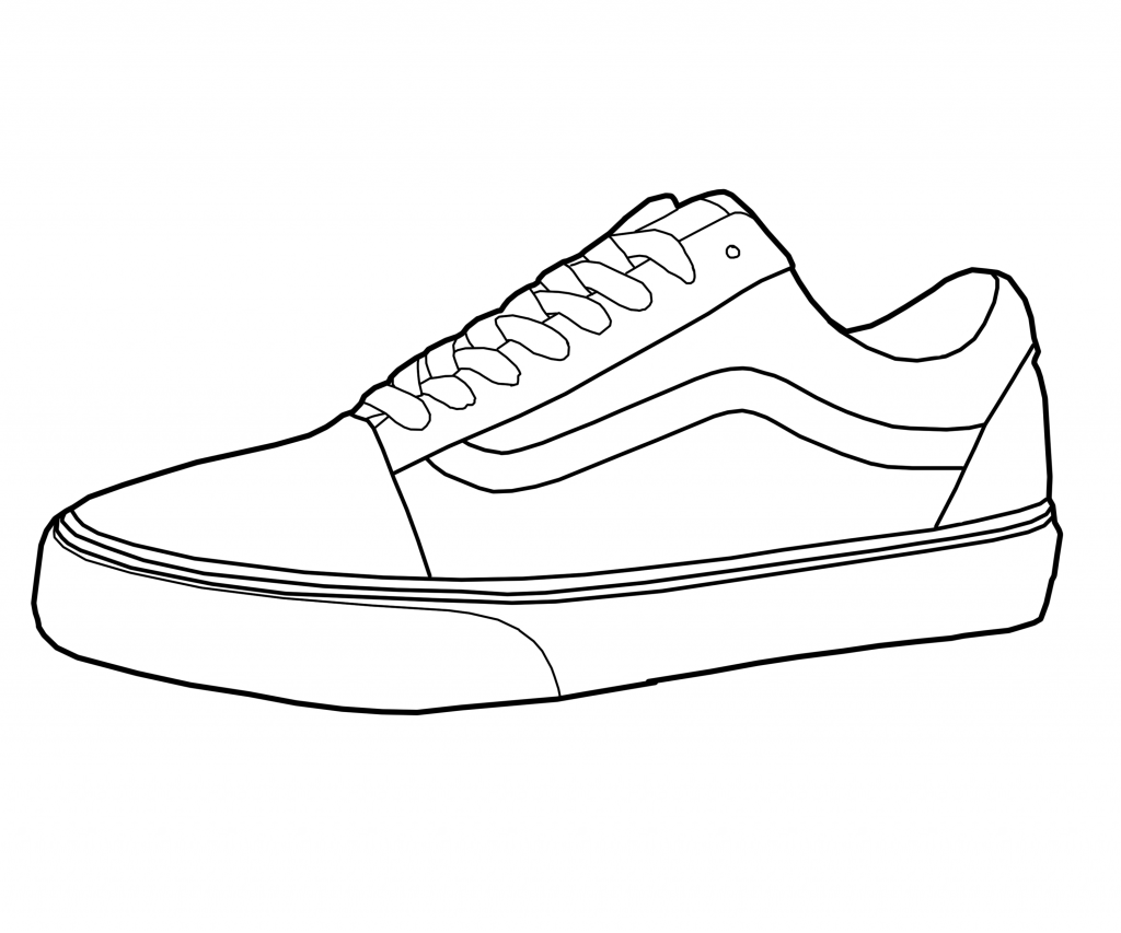 - Coloring Pages Kids: Jordan Shoe Coloring Sheet