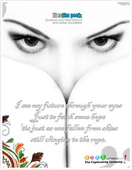 I see my future throught your eyes...