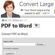 Convert PDF To Word Free Online – 5 Best Tools