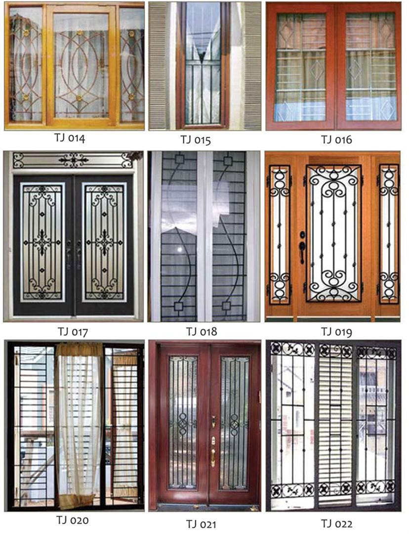 Fresh Window Grills Design 2017 Ideas House Generation