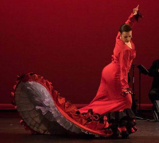 Sew Flamenco Dance Costumes - Flamenco Dressmaking