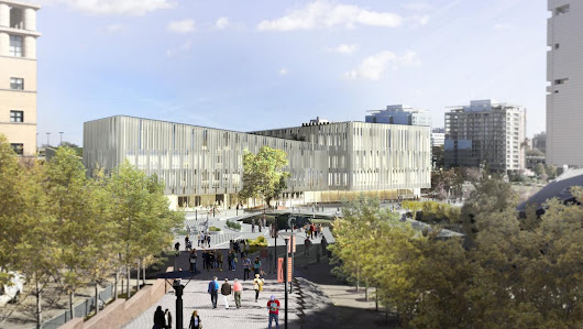 UC reveals design for $120M Lindner College of Business - Cincinnati Business Courier