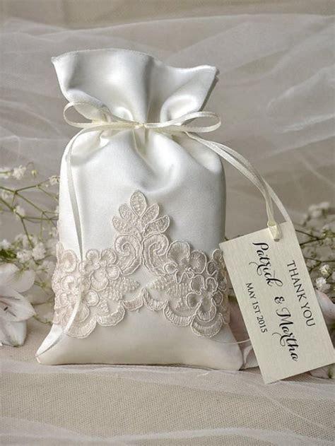 Vintage Wedding Favor Bag   Lace Wedding Favor Bags